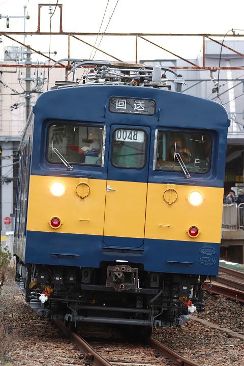 クモヤ145-1100番台(クモヤ145-1106)