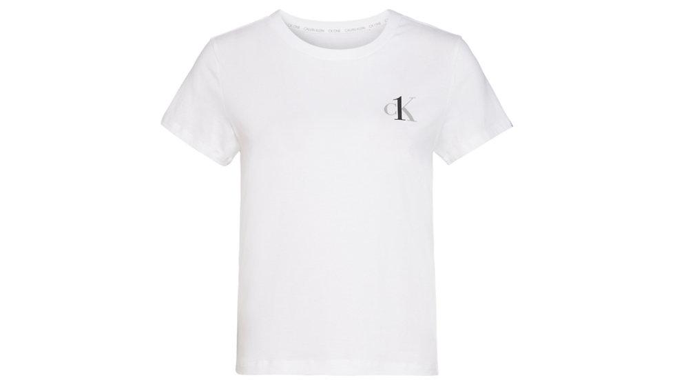 Camiseta basica CK ONE ref: QS6356E-100