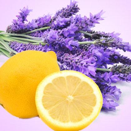 Lavender Lemon  Pure Dead Sea Salt Scrub