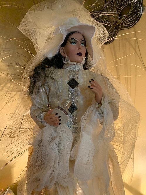 Clare The White Witch RARE