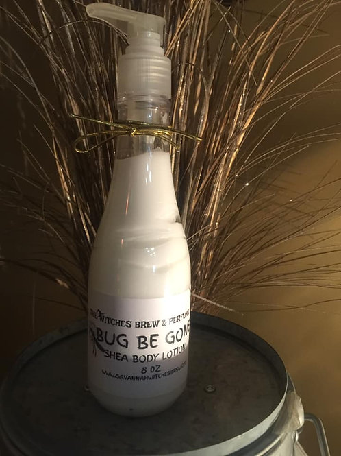 Bug Be Gone 8oz Lotion