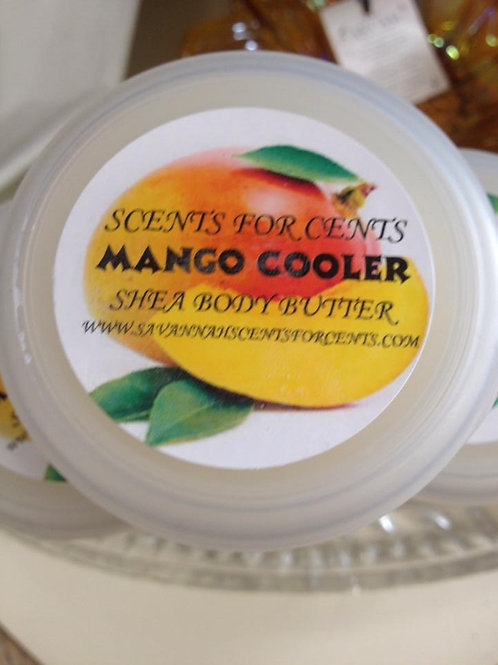 MANGO SHEA BODY BUTTER