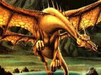 Egyptian Dragon