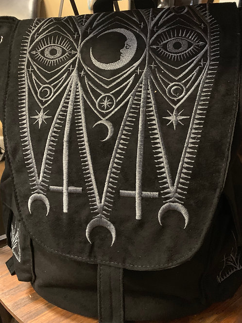 Cathedral Goth Backpack