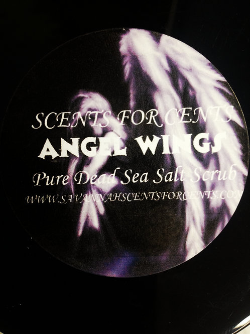 ANGEL WINGS SALT SCRUB