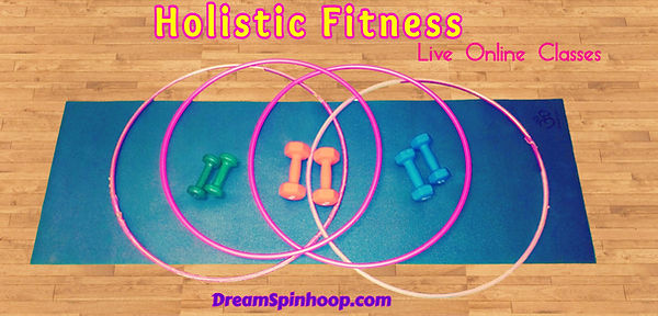 Online Live Fitness Classes Holistic Fit