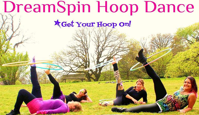 Hula Hoop Classs Online