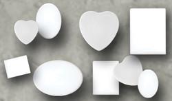 Porcelain-Blanks
