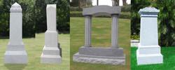 Obelisks and Columns