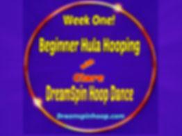 Week 1 Beginner Hula Hooping online cour