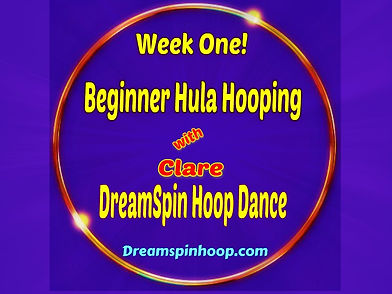 Week 1 Beginner Hula Hooping online cour