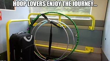 Hula Hoop Love