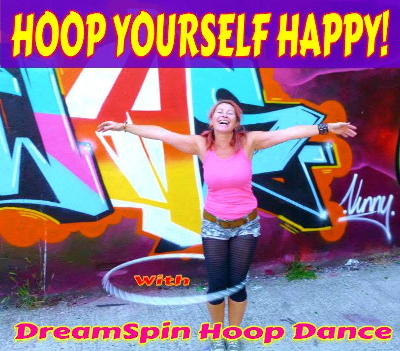 Hoop Yourself Happy with DreamSpin Hoop