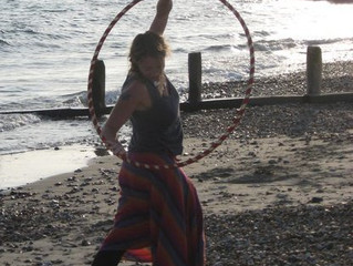 Body Confidence, Self Esteem and Hula Hooping