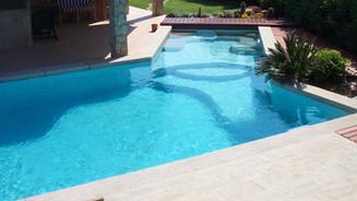 Costruzione della piscina in calcestruzzo, Tempi semplificati con il sistema DWALL