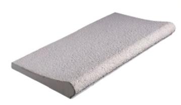 Bordi STANDARD in cemento per piscina - sezioni dritte