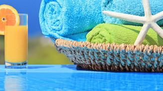 Regalati la piscina, installazione in tre giorni, relax e benessere in estate.