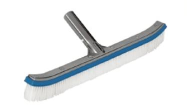 Spazzola curva con supporto in alluminio 450 mm