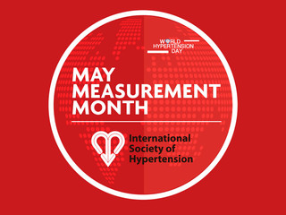 May is Hypertension / Stroke Awareness Month!