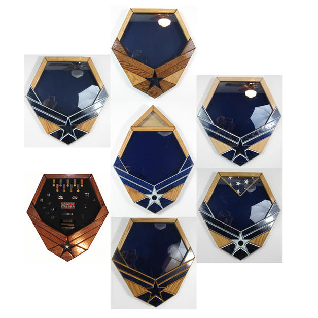 Air Force Symbol Cases