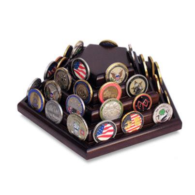 Coin Display - Pentagon 50/60