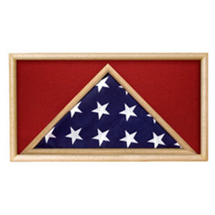 Folded Flag Case for Smaller Capital Size 3' X 5' Flag