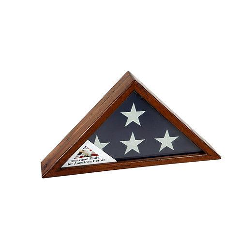 Flag Display Case - Heartland - For Larger 5' X 9.5' Flag