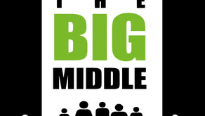 Appearing on Susan Flory's Podcast: The Big Middle