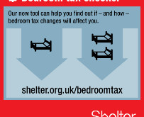 Living in Social Housing and worried about the Bedroom Tax? Take in a Lodger.