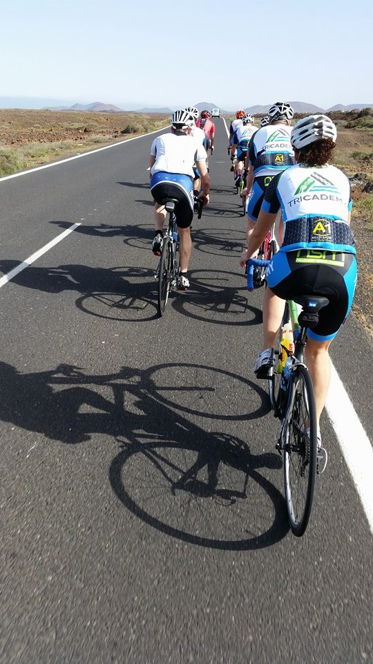 Group riding drills