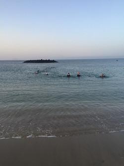Group Swim & Race
