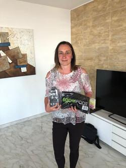 Runner up endeavour award