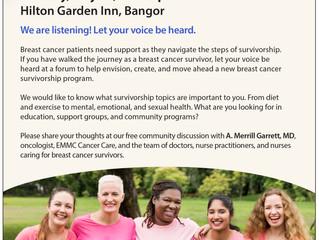 Breast Cancer Survivor Forum