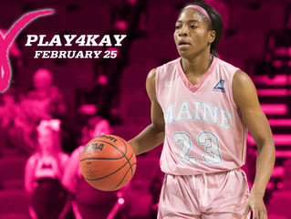 Join us for Play 4 Kay! Free tickets to UMaine Women vs. Albany