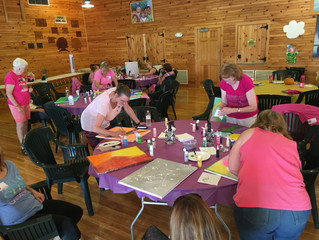 Don't miss our Annual Breast Cancer Survivors Retreat, September 9 & 10!