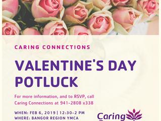 Valentine's Potluck
