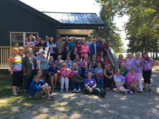 2018 Breast Cancer Retreat Photos!