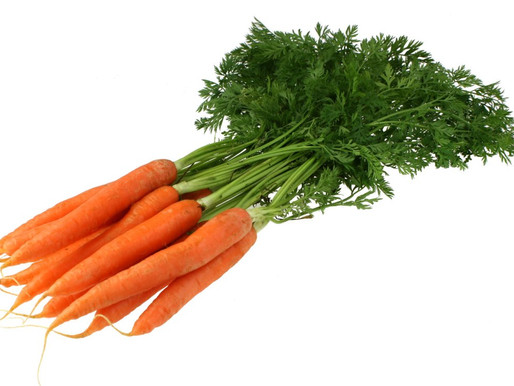 """Nothing"" is as Good as a Carrot"