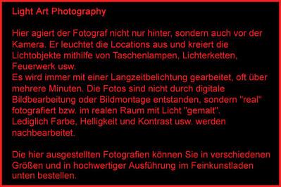 Light Art Photography