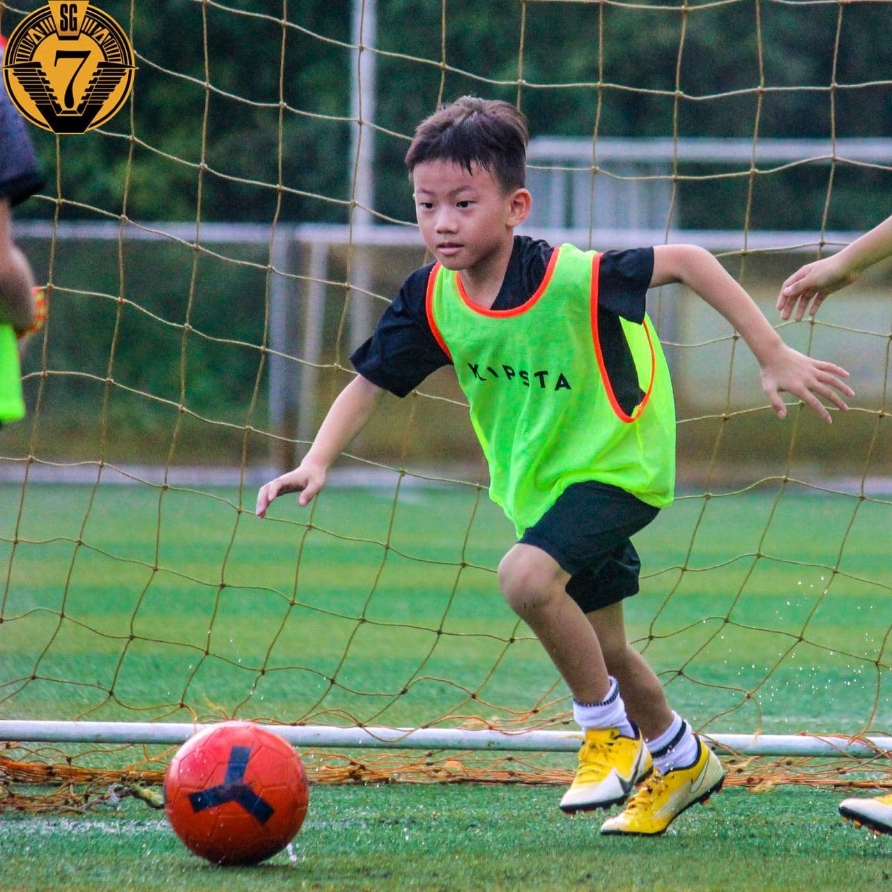 Players Under 7 Years Old
