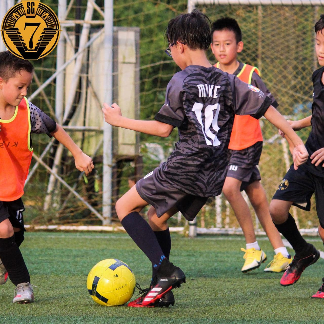 Players Under 12 Years Old