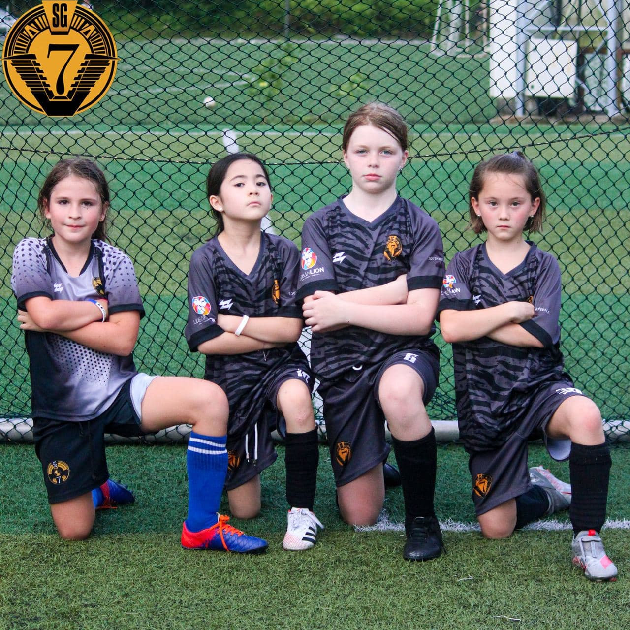 Players Under 8 Years Old