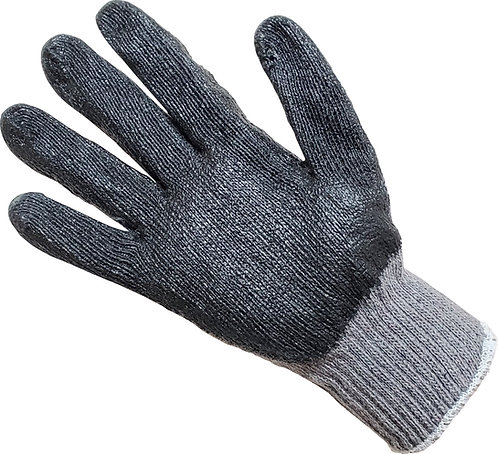Latex Coated Melange Glove