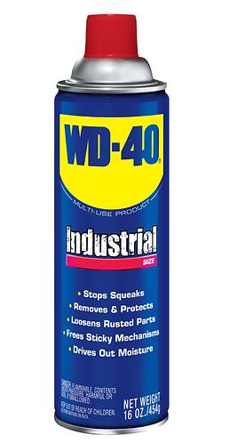 WD-40 16OZ Industrial Size