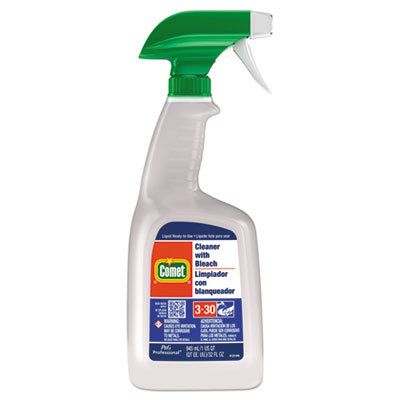 Spray Comet Cleaner With Bleach (32oz)