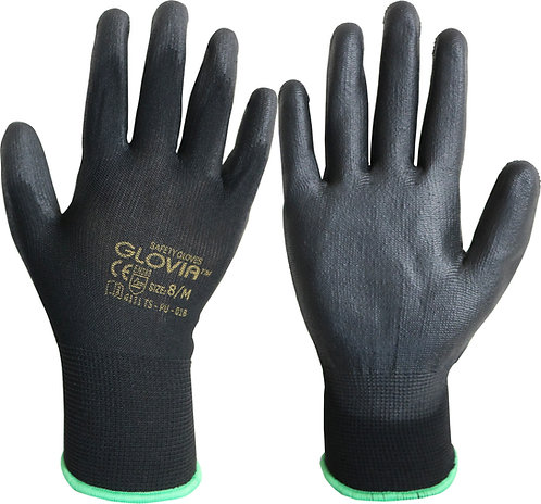 Poly Urethane Coated Glove