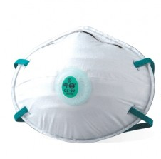 N95 Respirator with Valve (10EA)