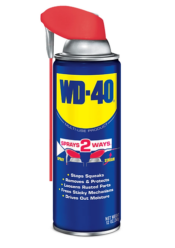 WD-40 12OZ Smart Straw