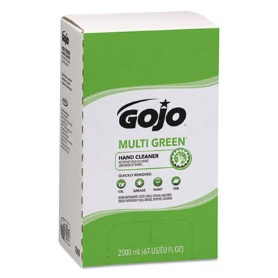 Multi Green Hand Cleaner