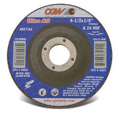 4-1/2 X ¼ X 7/8 Grinding Wheel (25EA)